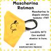 Mascherina Ratman