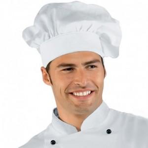 cappello chef bianco