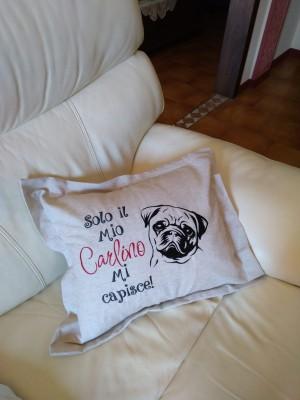 Cuscino Carlino