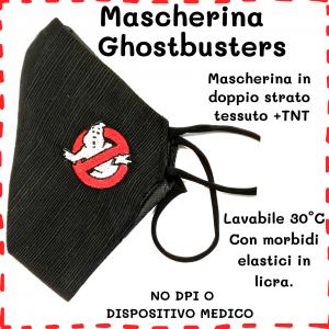 Mascherina Ghostbusters