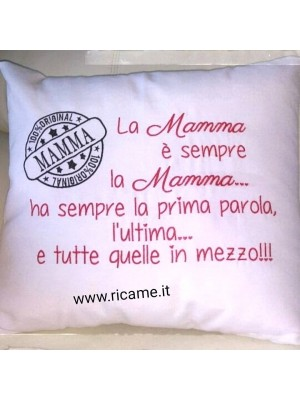 Cuscino Mamma Original