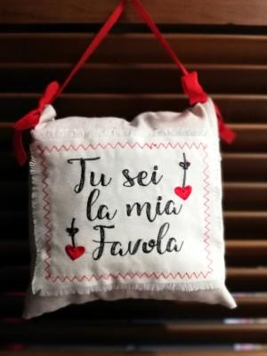 Cuscinetto Favola